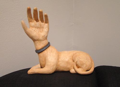 mao cachorro